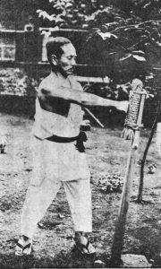 Makiwara-Funakoshi